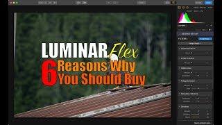 Luminar Flex - 6 Reasons Why You Should Grab A Copy
