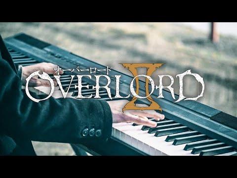 Overlord II ED - HYDRA - MYTH & ROID | Piano Cover