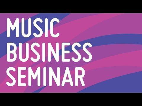 "CLA Music Business Seminar ""Independent Spirit""   February 24, 2018"