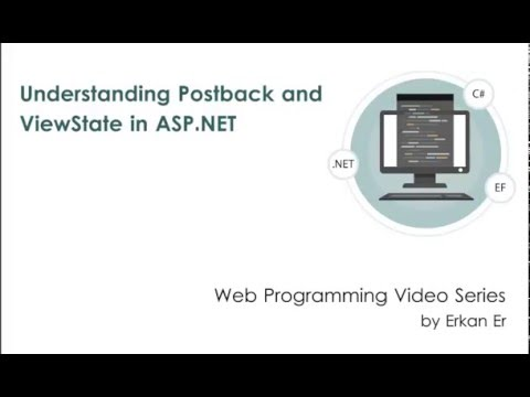 Understanding PostBack and ViewState
