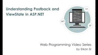 Understanding PostBack and ViewState