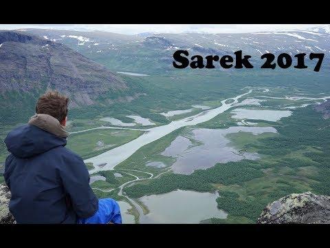 Kvikkjokk Sarek Saltoluokta 2017
