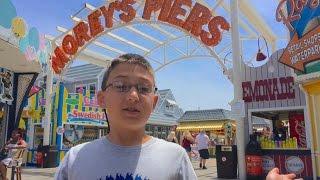 Koaster Kids at Morey's Piers