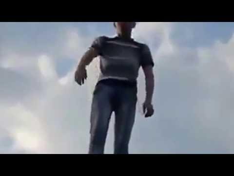 прыжок на школу наночеловек