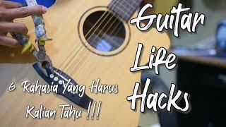 Download Guitar Hacks - 6 Rahasia Gitar | by Yoseph Hermanto