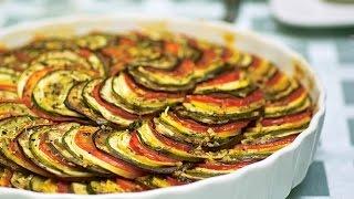 Овощные блюда   Французская кухня