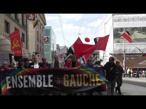 """1mAi Genève Le peuple """" la famille """" renforcement des droits des travailleurs·E"""