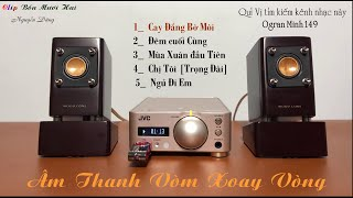 Clip Bốn Mươi Hai - Lk Âm Thanh Vòm Xoay Vòng - Organ Hòa Tấu - Organ Minh 149