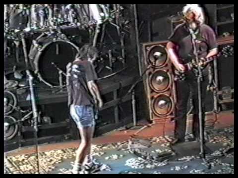 Grateful Dead Red Rocks Amphitheatre, Morrison, CO 8/11/87 Complete Show