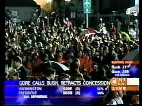 2000 Presidential Election Bush vs. Gore Part 28