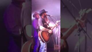 Hippies and Cowboys Cody Jinks  San Francisco 2017