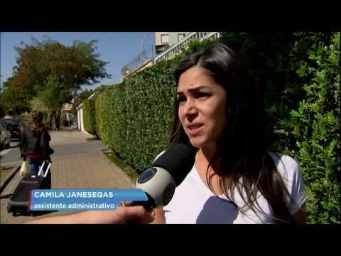 Prefeitura de SP multa quem lavar calçada com água potável