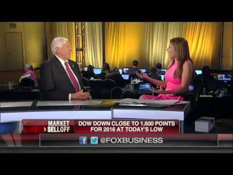 Foster Friess On The Markets, 2016 Politics