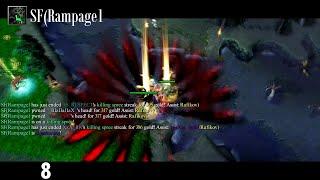 iCCup WoDotA Vol.38 Rampage
