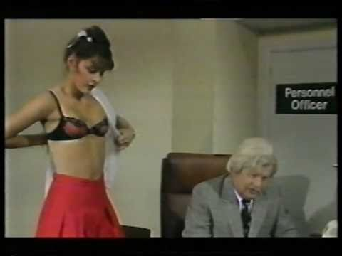 Jane Leeves  in The Benny Hill !