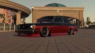 NFS PAYBACK - Volvo 242DL Customisation + Air Suspension