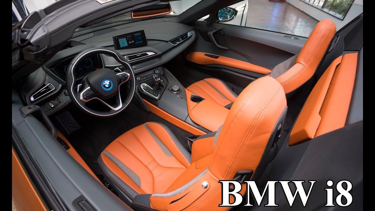 2019 Bmw I8 Roadster Walkaround Exterior Interior Youtube