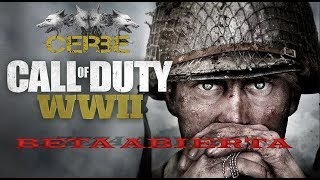 Call Of Duty WWII probando la beta