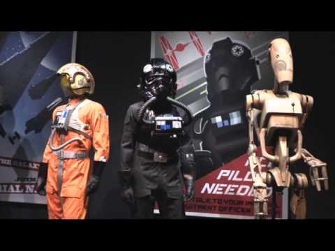 Star Wars and the Power of Costume Exhibition in NYC