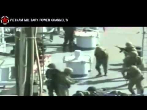Tàu chiến Nga, Trung Quốc bắn tên lửa, tập trận trên biển Hoàng Hải