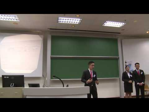 2016 Round 1 H1 HSBC/HKU Asia Pacific Business Case Competition