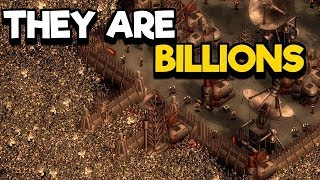 THEY ARE BILLIONS | Capítulo 3 Final | Segundo mapa completado? Posible GG?