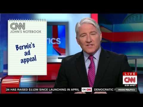 CNN: Bernie Sanders Is Winning The New Hampshire Ad War