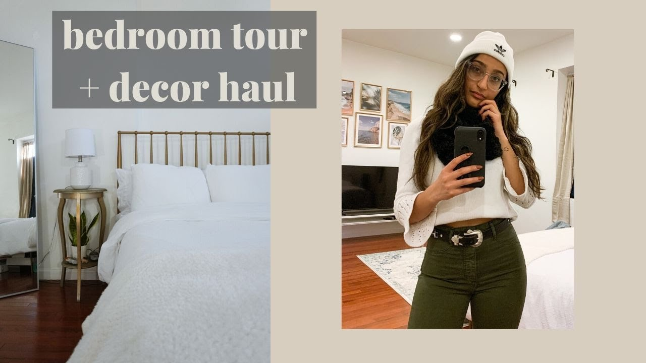 Bedroom Tour and Home Decor Haul (15)