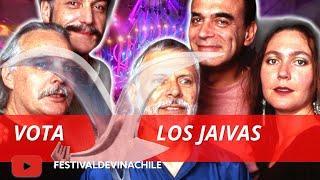 VOTA LOS JAIVAS: Fans votan por el artista más popular de la historia del #FESTIVALDEVIÑA