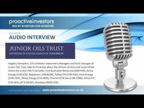 Africa oil favourites of Junior Oils Trust