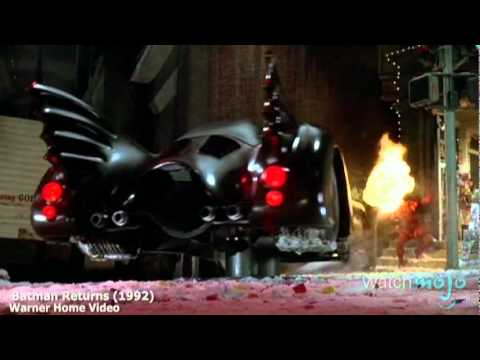History of the Batmobile