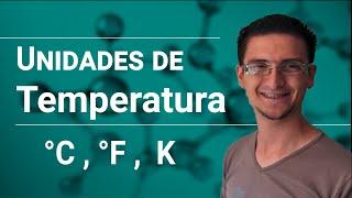 Conversión de unidades de temperatura, Celsius, Kelvin y Fahrenheit