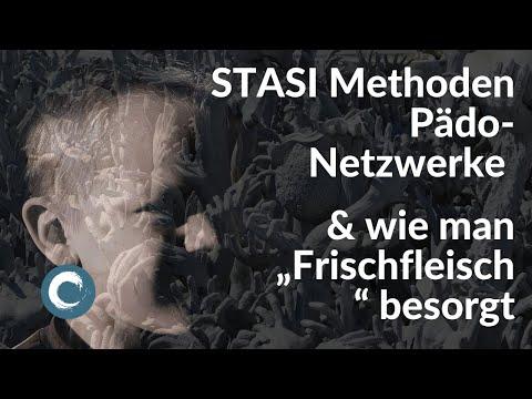"""Die andere Perspektive - STASI Opfer: Methoden der PädoNetzwerke & wie man """"Frischfleisch"""" besorgt.."""
