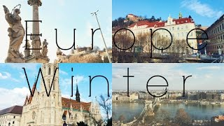 Europe Winter Travel [Part 2]  | Wendy Hu