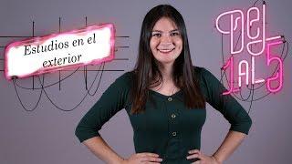 Los cinco países preferidos por los colombianos para estudiar | Del 1 al 5