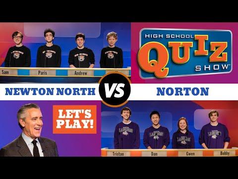 High School Quiz Show: Newton North vs. Norton (704)
