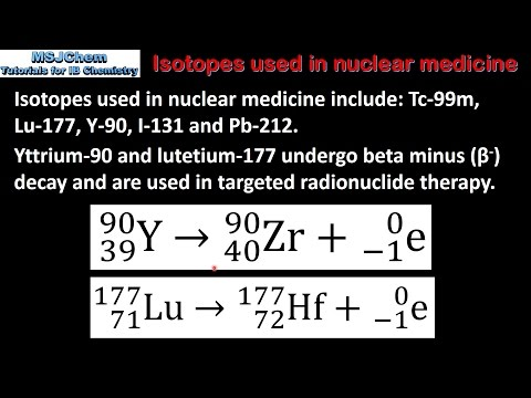 D.8 Isotopes used in radiotherapy (HL) from YouTube · Duration:  2 minutes 28 seconds