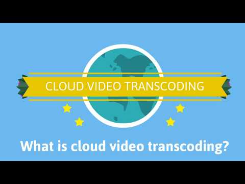 Cloud Video Transcoding (Explained) 2018