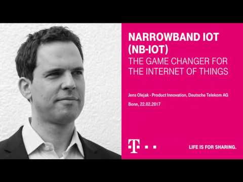 Webinar:  NarrowBand IoT - Taking the next step: February 2017