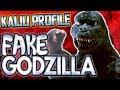 Fake Godzilla KAIJU PROFILE 【wikizilla.org】