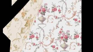 Classic wallpaper for home decoration(Rawdon 38-)