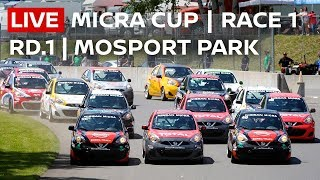 2018 Micra Cup LIVE! Round 1 (Canadian Tire Motorsport Park, ON)