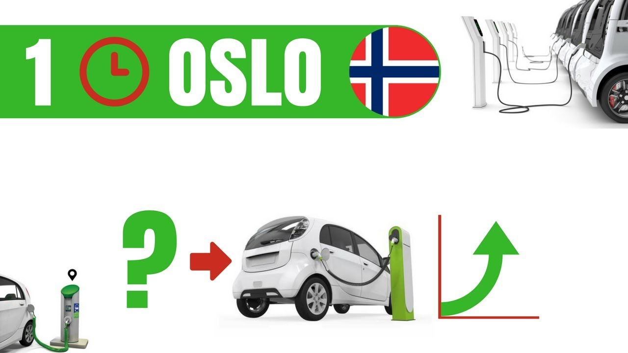 One Day In Oslo Why There Is So Many Electric Cars Norway