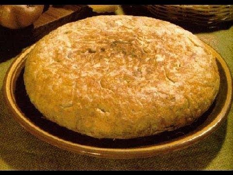 tortilla sin patatas