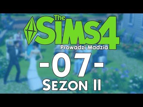 The SimS 4 Sezon II #07 - Zmiana Pracy, Randka I Spotkania