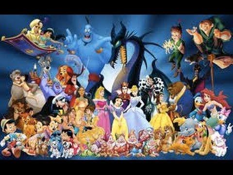 My 10 Favorite Disney Songs