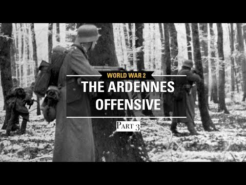 The Ardennes Offensive Part 3 - Forget Bastogne, Head For The Meuse