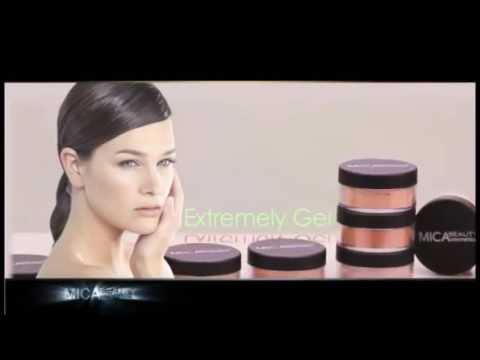 MicaBeauty Cosmetics Mineral Makeup - Product Demonstration