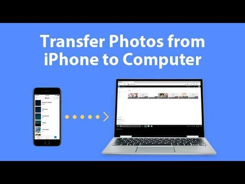 how to sync photos from pc to iphone