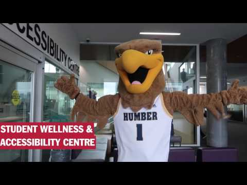 Humber North Campus Tour (Learning Resource Centre) Part I